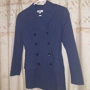 Women's Bebe Striped Blazer